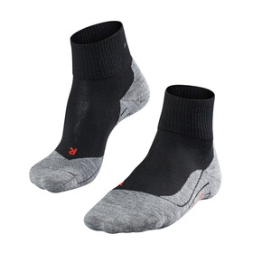 Falke TK5 Socks Men grey/black